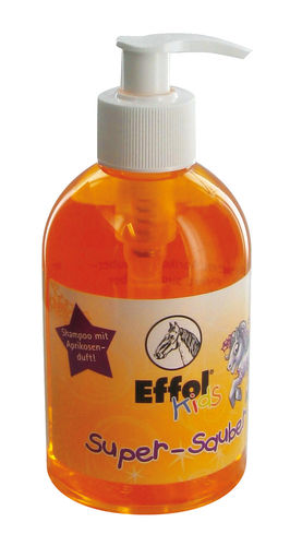SHAMPOO SUPER-CLEAN PONY EFFOL 300 ML