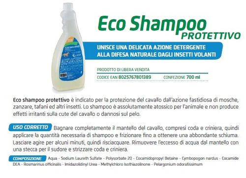ECO Shampoo Candioli 700ml