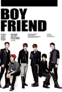 Boyfriend - Single Album Vol.3 [I`ll Be There] (+60p Booklet)