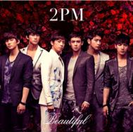 2PM/Beautiful [First Press Limited Edition A](CD+DVD)/TW Ver.