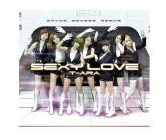T-ara-Sexy Love (Japanese ver.)[First Press Limited Edition A](CD+DVD)
