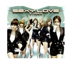 T-ara-Sexy Love (Japanese ver.)[First Press Limited Edition B](CD+DVD)