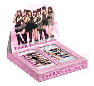 T-ara - Star Collection Card Set