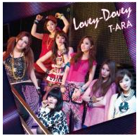 T-ara:Lovey-Dovey (Japanese ver.)[Standard Edition]
