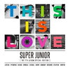 Super Junior - Vol.7 Special Edition [This is Love](Random Version)+poster in tubo