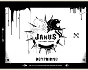 BOYFRIEND 1st ALBUM Vol 1 - JANUS [SPECIAL LIMITED EDITION]
