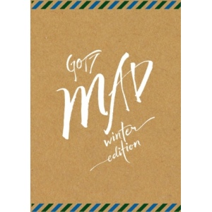 GOT7 Mini Album Repackage - MAD Winter Edition (Marry Ver.)
