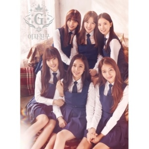 Girl friend : Mini Album Vol. 3 - Snowflake