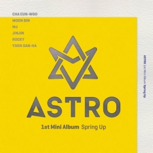 ASTRO - Mini Album Vol.1 - SPRING UP