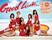 AOA MINI ALBUM VOL.4- GOOD LUCK (A Ver.)