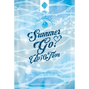 UP10TION MINI ALBUMVOL.4 - SUMMER GO