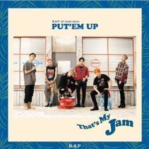 B.A.P SINGLE ALBUM VOL.5 - PUT'EM UP