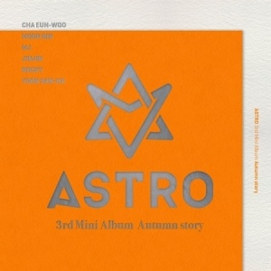 ASTRO Mini Album Vol.3 - Autumn Story (B Ver.)