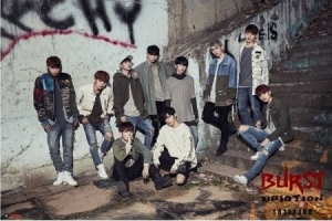 UP10TION MINI ALBUM VOL.5 - BURST