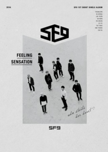 SF9 SINGLE ALBUM VOL.1 - FEELING SENSATION