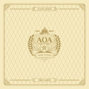 AOA Vol.1 Angel's Knock (A Ver.)
