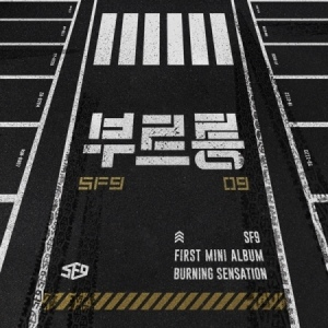 SF9 MINI ALBUM VOL.1 - BURNING SENSATION