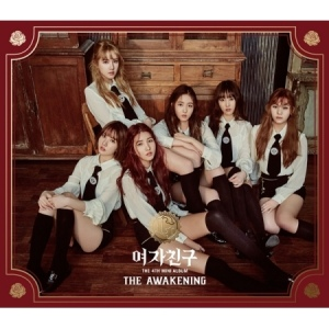 GFRIEND Mini Album Vol.4-The Awakening(Knight ver.)