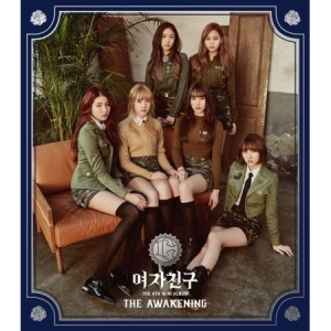 GFRIEND Mini Album Vol.4 - The Awakening(Military ver.)