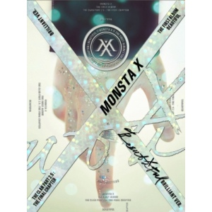 MONSTA X Album Vol.1 - Beautiful (Brilliant Ver.)