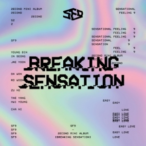 SF9 Mini Album Vol.2 - BREAKING SENSATION