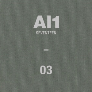 Seventeen  Mini Album Vol.4 - Al1 (Ver.2 Al1 [3])