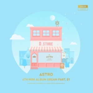 ASTRO Mini Album Vol.4 - Dream Part.01 (DAY ver.)