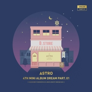 ASTRO Mini Album Vol.4 - Dream Part.01 (NIGHT ver.)