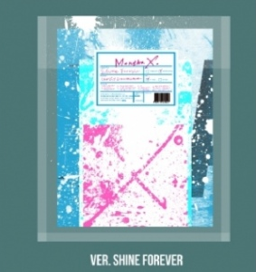 Monsta X Vol. 1 Repackage - Shine Forever  (Main – A Ver.)