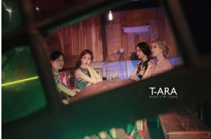 T-ara  Mini Album Vol.13 - What's my name? (Group ver.)