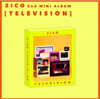 BLOCK B ZICO MINI ALBUM VOL.2 - TELEVISION