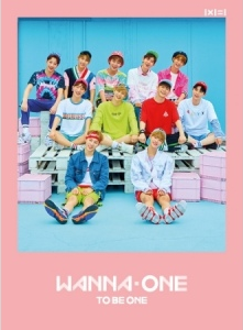 WANNA ONE MINI ALBUM VOL.1(PINK VER.)+POSTER IN TUBO