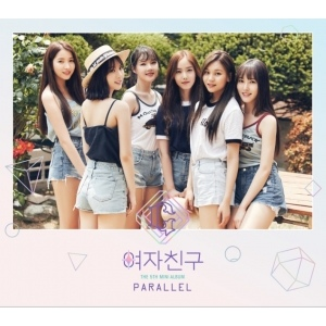 GFRIEND  Mini Album Vol.5 - PARALLEL (Love Ver.)
