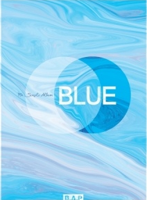 BAP Single Album Vol.7 - Blue (A Ver.)