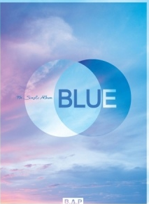 BAP Single Album Vol.7 - Blue (B Ver.)
