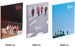 B1A4  MINI ALBUM VOL.7 - ROLLIN (BLACK VER.)