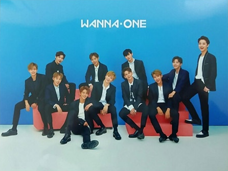POSTER:WANNA ONE OFFICIAL POSTER