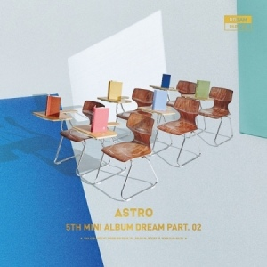 Astro Mini Album Vol. 5 - Dream Part.02 (Wish Ver.)