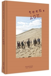 Seventeen Vol. 2 - TEEN, AGE (ORANGE Ver.)