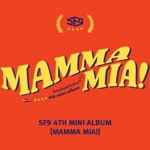 SF9 MINI ALBUM VOL.4 - MAMMA MIA!