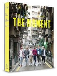 JBJ 1ST PHOTOBOOK - THE MOMENT (LIMITED EDITION)+Poster