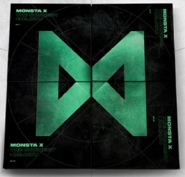 MONSTA X Mini Album Vol.6 - THE CONNECT : DEJAVU(Random ver.)