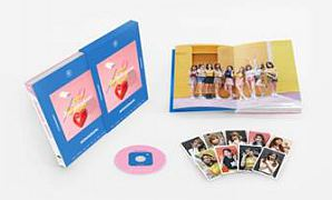TWICE - TWICE TWICETAGRAM MONOGRAPH PHOTOBOOK+MAKING DVD (Limited Edition)