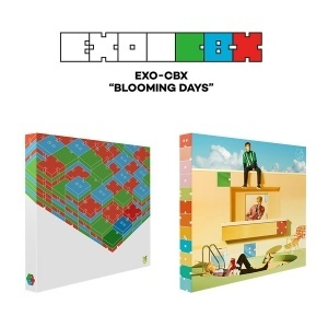 EXO - CBX MINI ALBUM VOL.2 - BLOOMING DAYS(Blooming Ver.)
