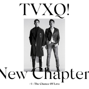 TVXQ Album Vol.8 - New Chapter 1 : The Chance Of Love(Random Ver.)