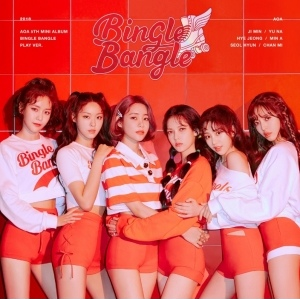 AOA MINI ALBUM VOL.5 - BINGLE BANGLE (PLAY VER.)