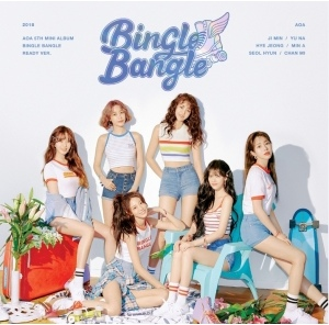 AOA MINI ALBUM VOL.5 - BINGLE BANGLE (READY VER.)