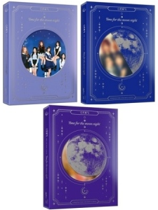 GFRIEND MINI ALBUM VOL.6 - TIME FOR THE MOON NIGHT (Random Ver.)