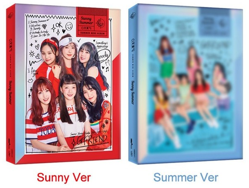 GFRIEND Summer Mini Album - Sunny Summer(Random ver)