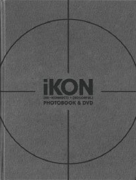 IKON 2018 PRIVATE STAGE PHOTOBOOK & DVD